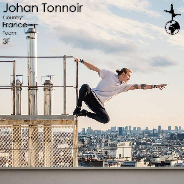 Johan Tonnoir
